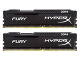 金士顿骇客神条FURY 16GB(2×16GB)DDR4 3200(HX432C18FB2K2/16)