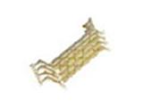迪蒙100对110配线架组件(无腿)