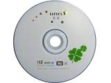 紫光七星四叶草DVD刻录光盘